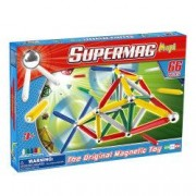 Set constructie maxi primary colors 66 piese