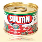 Pasta tomate cutie Sultan 70g