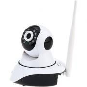 MIRZA Wireless HD CCTV IP wifi Camera   Night vision Wifi 2 Way Audio 128 GB SD Card Support for VIVO x5sl