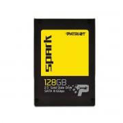 SSD SATA3 128GB Patriot Spark 555MBs/500MB/s, PSK128GS25SSDR
