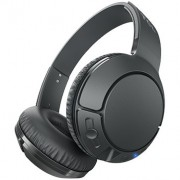 HEADPHONES, TCL Strong BASS, Wireless, Microphone, Shadow Black (MTRO200BTBK-EU)