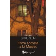 Prima ancheta a lui Maigret (eBook)
