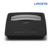 Linksys X3500 Wireless-N Concurrent Dual Band Gigabit Modem
