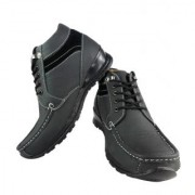 Elvace Grey stylish Boot-5025