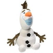 """Disney Store Frozen Olaf 9"""" plush Plush Doll Snowman"""