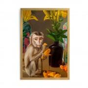 Velvet Atelier Obraz v rámu Velvet Atelier Mico, 60 x 40 cm