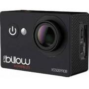 Action Cam BILLOW 1080P, WIFI, 170º c/ acessórios, Black - XS500PROB