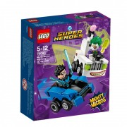 LEGO Super Heroes nightwing contra the joker 76093