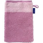 JOOP! Toallas Breeze Doubleface Guante de baño rosa 16 x 22 cm 1 Stk.