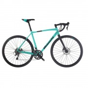 Шосейно колело Bianchi Via Nirone 7 Allroad - GRX 400 10sp Hydr. Disc