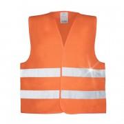 Výstražná vesta - oranžová