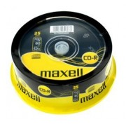 CD-R 700MB 52x 25buc Maxell (CD-R-700MB-52X-SHR25-MXL)