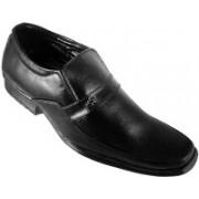 Action Black Formal Fashion Line FD001 Slip On Shoes For Men(Black)