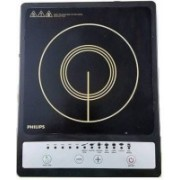 Philips HD-4920 Induction Cooktop(Black, Push Button)