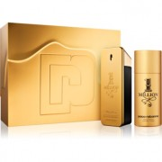 Paco Rabanne 1 Million lote de regalo I. eau de toilette 100 ml + desodorante en spray 150 ml