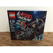 122 Pieces The Lego Movie LEGO Melting Room Play Set #70801 with 3 figures