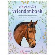 Top1Toys Vriendenboek Ik Hou Van Paarden