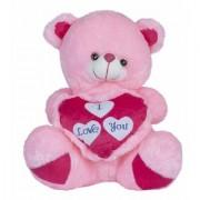 Ard Enterprise Love Heart Special Stuffed Toy-Pink