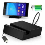 5V / 1a Desktop USB Cable De Sincronizacion Cuna Station Dock Cargador Para Sony Xperia Z4 Y Z5
