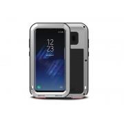 4kom.pl Etui Pancerne Love Mei Samsung Galaxy S8+ Plus Szare