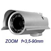 Anykam 80m 420TVL f3,5-90mm Infrarot Zoom kamera Nachtsichtkamera Sony CCD