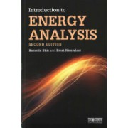 Introduction to Energy Analysis (Blok Kornelis (Delft University of Technology The Netherlands))(Paperback) (9781138671157)