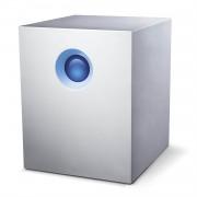 LaCie 5big Thunderbolt 2 10TB - професионален външен хард диск с Thunderbolt 2 (сребрист)