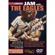 Roadrock International Lick Library: Jam With The Eagles DVD, CD
