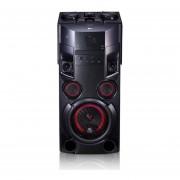 Minicomponente Portátil LG OM5560 Bluetooth-Negro