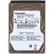 Disco Duro 500gb Sata 2.5 Toshiba Pra Computadora Laptop-negro