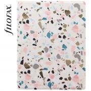 Filofax Notebook Architexture A5, Terrazzo