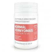 Pharmacoidea Normál vérnyomás fenntartása kapszula 30db