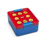 40520001 Cutie pentru sandwich LEGO Classic albastru-rosu