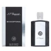 S.T. Dupont Be Exceptional Eau de Toilette da uomo 100 ml