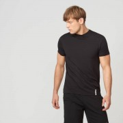Myprotein Luxe klasické tričko - S - Černá