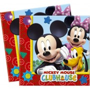 Servetele Mickey Mouse Clubhouse