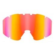 Lentile de schimb ochelari B2 RL Radium-rosu