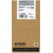 Epson T6537 Patron Light Black 200ml (Eredeti) Stylus Pro 4900