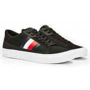 Tommy Hilfiger crne tenisice Lightweight Signature colour-Blocked Trainers