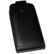 Калъф тип тефтер за HTC One Max Черен