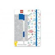 51538 Agenda LEGO cu pix
