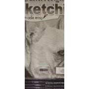 Set pentru realizarea unui desen in creion - Bulldog francez