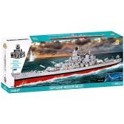 Cobi World of Warships Missouri BB-63 csatahajó