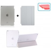 Apple iPad Mini 4 Smart Cover Hoes - inclusief achterkant - Wit