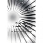 Realitatea transdisciplinara. - O fuziune de orizonturi ale teologiei stiintei si filosofiei