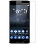 VALGA Premium Quality Unbreakable Flexible Shatterproof Hammer Proof Tempered Glass/Screen Guard for Nokia 6