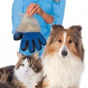 Manusa pentru periat animale True Touch