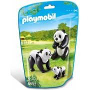 PLAYMOBIL - FAMILIE DE URSI PANDA (PM6652)