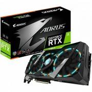 Grafička kartica GIGABYTE Video Card NVidia GeForce RTX 2080 Ti AORUS GDDR6 11GB/352bit, 1695MHz/14000MHz, PCI-E 3.0 x16, 3xHDMI, 3xDP, WINDFORCE Stack 3X Cooler Double Slot RGB Fusion