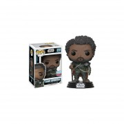 Funko Pop Saw Gerrera Star Wars Nycc 2017 Sticker Limited Rogue One Exclusiva
